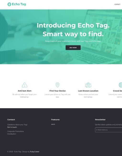 Echo Tag